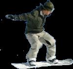 Snowboard. Hotel Formigal